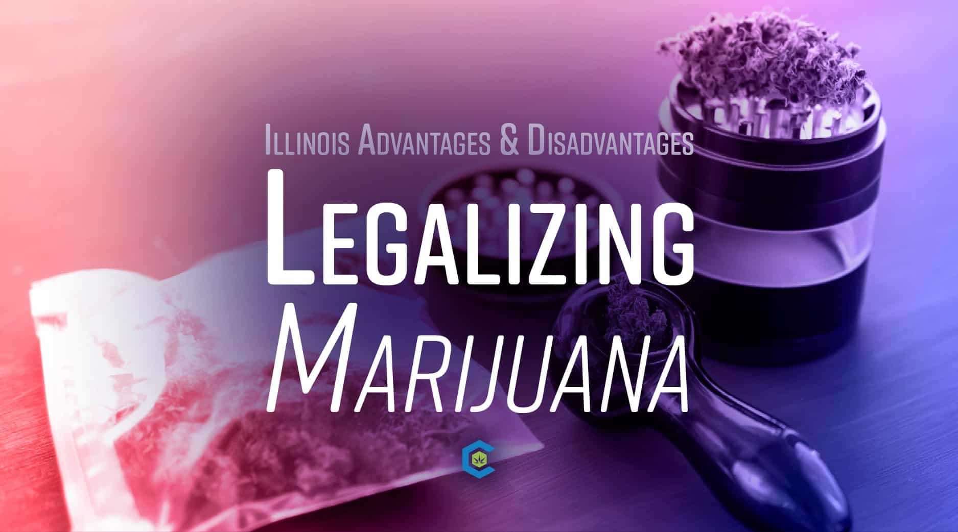 legalizing marijuana in Illinois