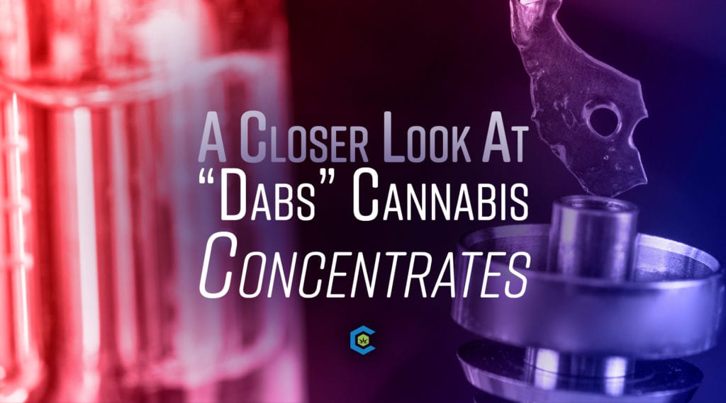 BlogHeader Closer Look at Cannabis Concentrate