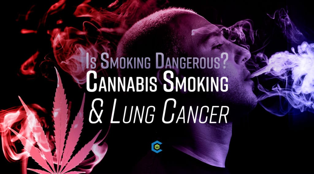 BlogHeader Cigarette Smoke Cannabis smoke & Cancer