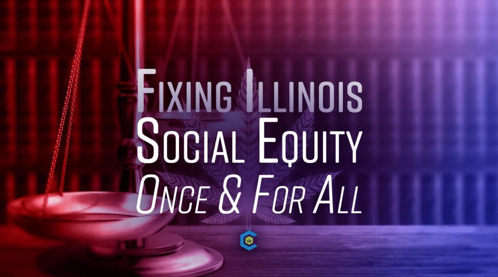 Time to fix social equity in Illinois