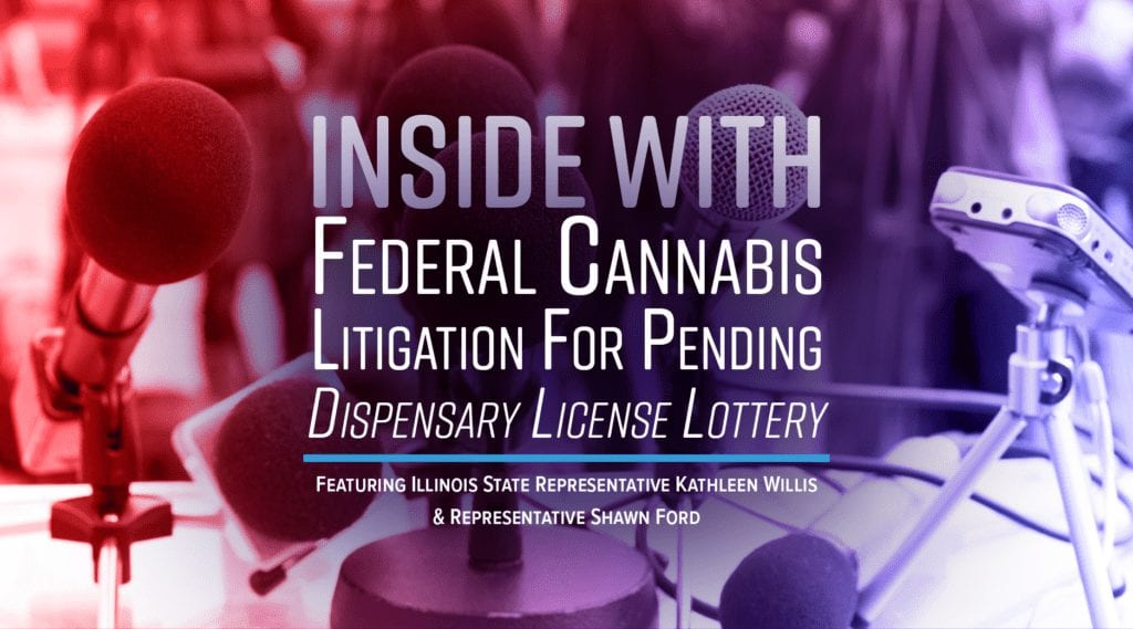 Illinois Dispensary License News Conference